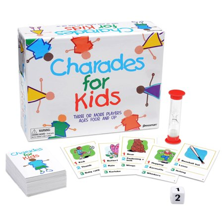 Charades for Kids Now $8.99 (Was $14.99)