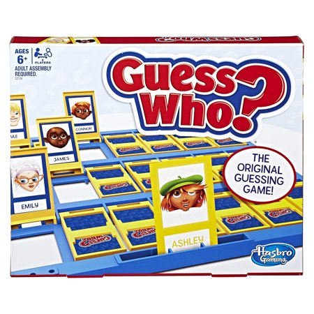 Hasbro Guess Who Classic Game Now $7.99 (Was $12.99)