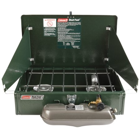 Coleman Guide Series Dual-Fuel Camping Stove Now $67.00 (Was $129.99)