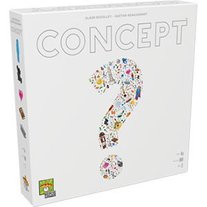 Concept Game Now $17.43 (Was $39.99)