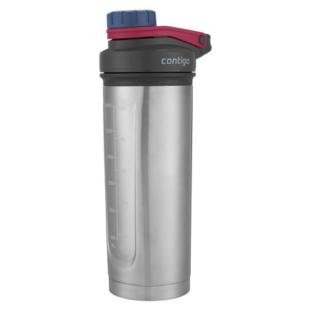 Contigo Shake & Go Fit Thermalock Stainless Steel Shaker Bottle Now $7.58 (Was $19.99)