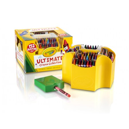 Crayola Ultimate Crayon Collection Now $12.78