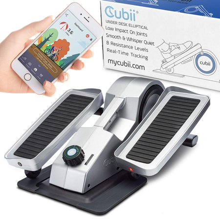 Cubii Jr: Desk Elliptical with Built in Display Monitor Now $184.99 (Was $249)