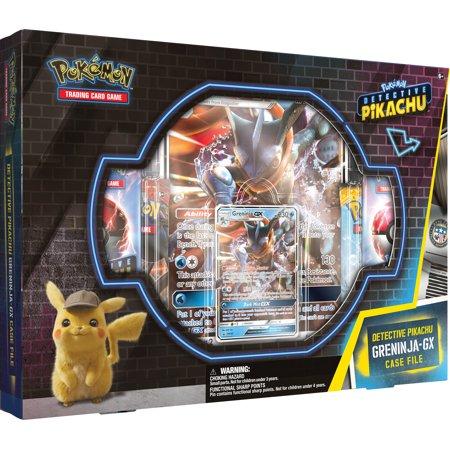 Pokemon TCG: Detective Pikachu Case File Now $5.99