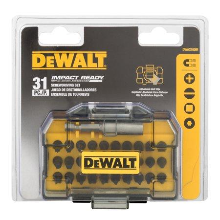 DEWALT 18-piece Screwdriving Set Now $5.90 (Was $10.96)