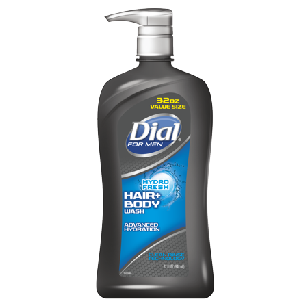 Dial for Men Hair + Body Wash Ultimate Clean 32 oz Now $3.98 (Was $8.43)