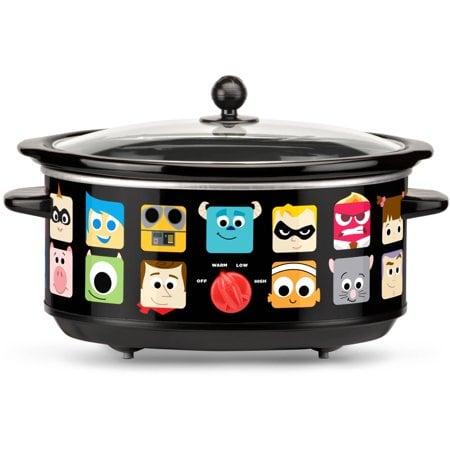 Disney Pixar 7-Quart Slow Cooker Now $24.94 (Was $35.12)