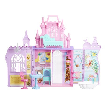 Disney Princess Pop-Up Castle Playset with Handle Now $24.99 (Was $49.99)