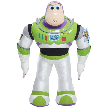 """Toy Story 4 Gigantic 37"""" Plush - Buzz Light Year Now $19.99 (Was $49.99)"""
