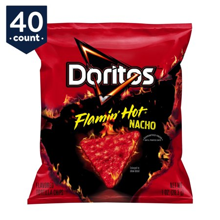 Doritos Cool Ranch Flavored Tortilla Chips 40-Pack Now $10.18 (Was $16.98)