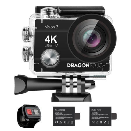 AKASO 4K Waterproof Sports Action Camera/Camcorder Now $42.99 **Today Only**