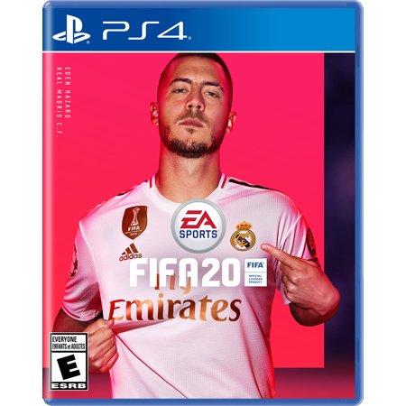 FIFA 20, Electronic Arts, PlayStation 4, 014633738636