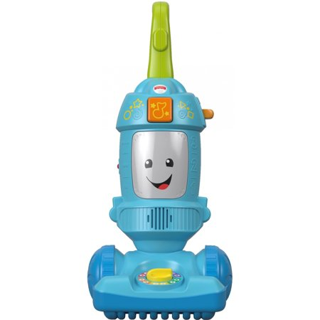Fisher-Price Laugh & Learn Light-up Learning Vacuum Only $14.99
