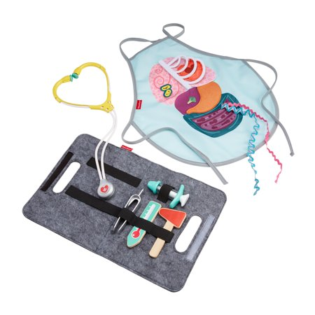 Fisher-Price Patient and Doctor Kit with Accessories Now $12.99 (Was $24.97)