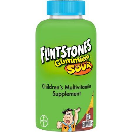 Flintstones Gummies Children's Multivitamins, 180 Count Now $7.61 (Was $16.99)