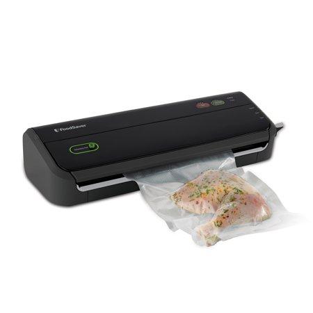 FoodSaver FM2000 Vacuum Sealer System with Starter Bag/Roll Set Now $49.99 (Was $79.99)