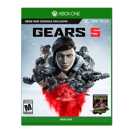 Gears 5 Game for Xbox One Now $9.99 (Was $59.99)