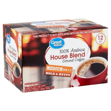 Maud's House Blend Coffee Pods 100ct. Now $28 (Was $39) **Today Only**