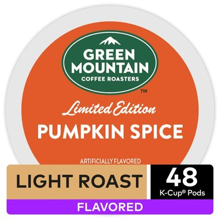 Green Mountain Coffee Roasters Pumpkin Spice 72 Count K-Cup Pods Now $14.68