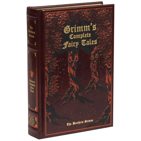 Grimm's Complete Fairy Tales Book Now $13.79 (Was $24.99)