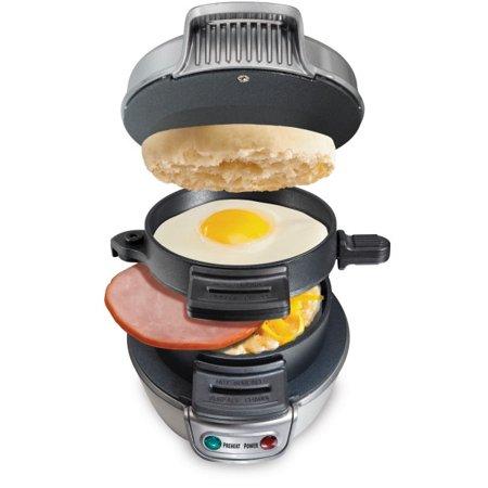 Hamilton Beach Breakfast Sandwich Maker Now $19.99 (Was $29.99 )