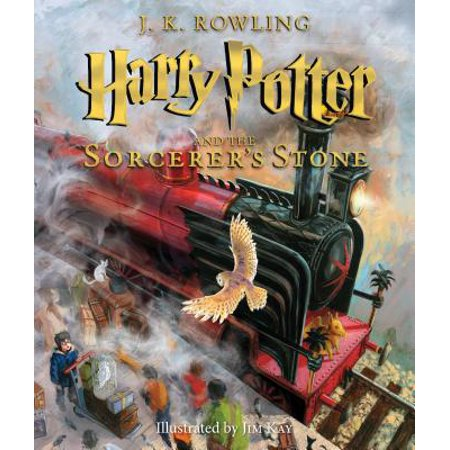 Harry Potter Books: The Illustrated Edition: Books 1-3 Now $45.28