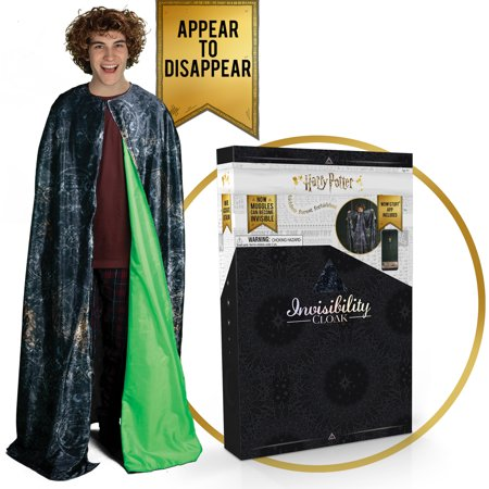 Harry Potter Invisibility Cloak with Exclusive Gift Box Package