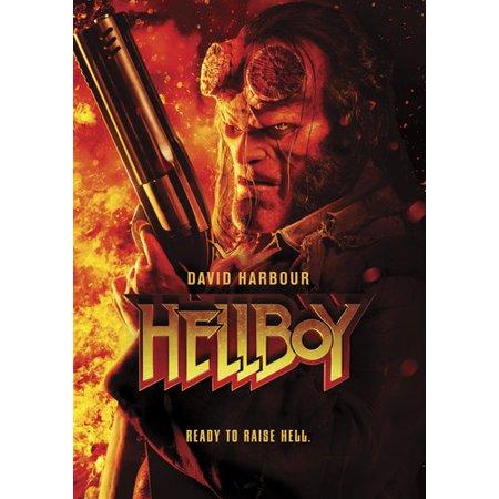 Hellboy (2019) (DVD)