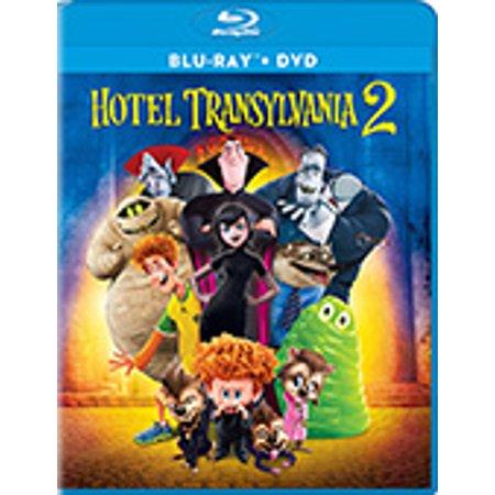 Hotel Transylvania 2 Blu-ray 3D Now $10.99