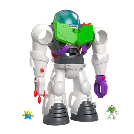 Fisher-Price Imaginext Toy Story Buzz Lightyear & Jessie Now $2.89