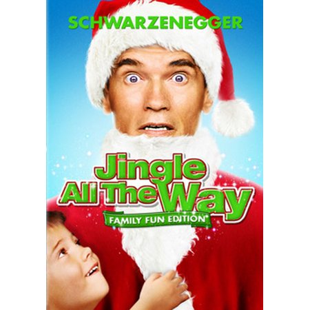 Jingle All the Way DVD Family Fun Edition Now $3.99