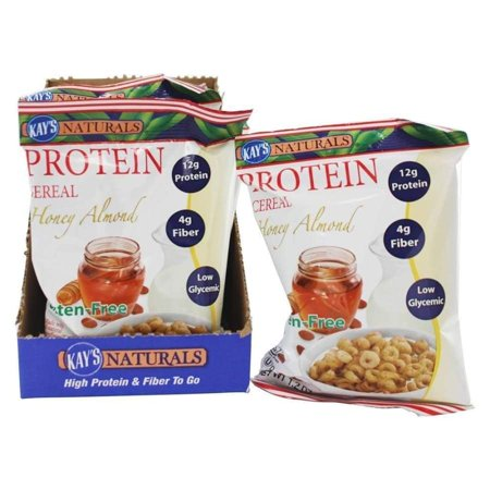 Kay's Naturals Protein Breakfast Cereal, French Vanilla, Gluten-Free, 6-Pack Now $5.45