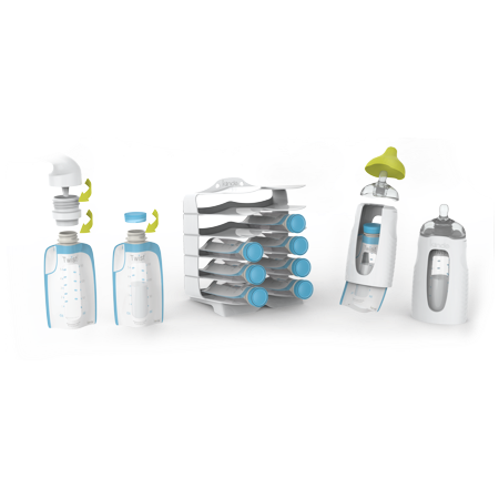 Kiinde Breast Milk Storage Twist Starter Kit Now $17.99 (Was $39.99 )
