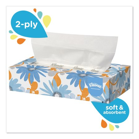 12 Boxes of Kleenex Professional Facial Tissue for Business Now $14.53 (Was $17.99)