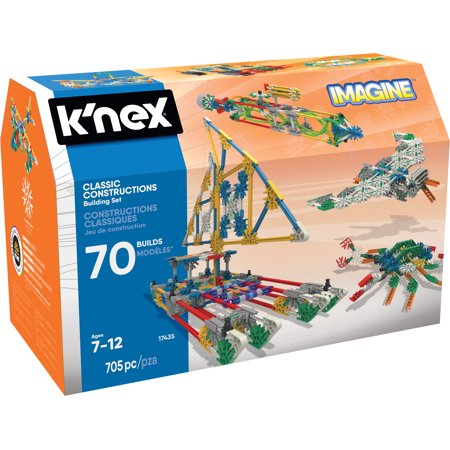 K'nex Intermediate 60 Model Building Set 398 Piece Now $16.20 (Was $34.99)