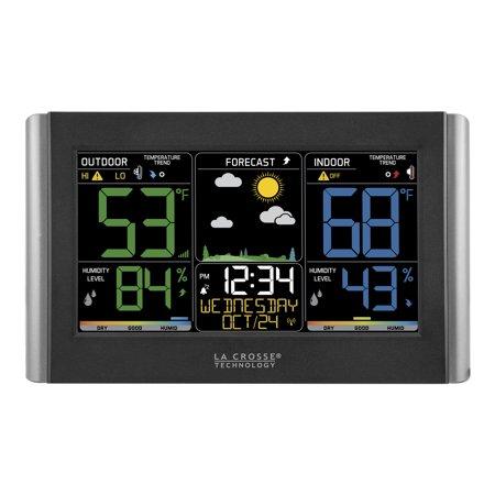 La Crosse Technology Wireless Forecast Station Now $37.99 (Was $59.95)