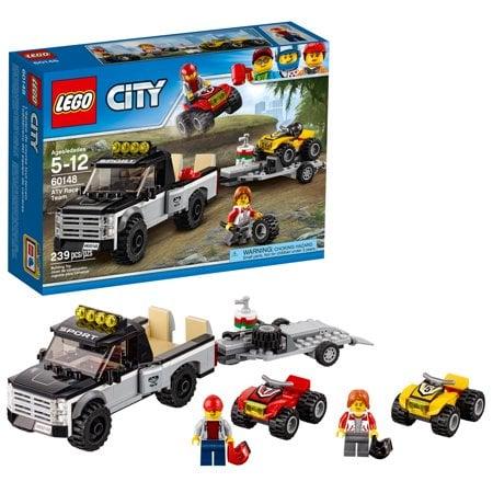 LEGO City ATV Race Team 60148 Building Kit  (239 Pieces) Now $11.40 (Was $19.99)