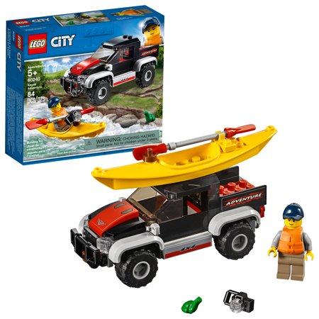 LEGO City Great Vehicles Kayak Adventure Now $5.99