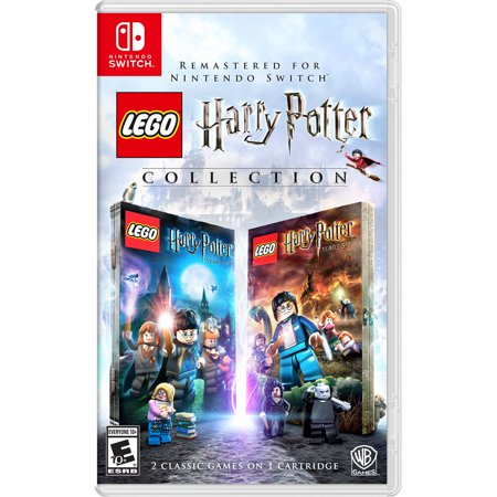 LEGO Harry Potter Collection Nintendo Switch Now $19.99 (Was $39.99)