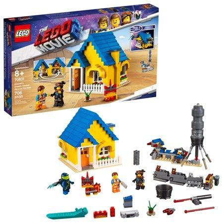 LEGO Movie Emmet's Dream House/Rescue Rocket! 70831