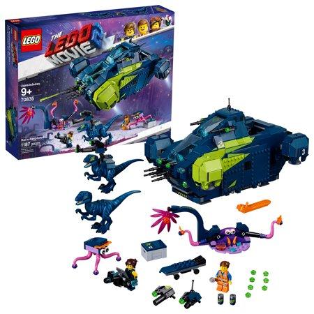 LEGO THE LEGO MOVIE 2 Rex's Rexplorer! 70835 Building Kit (1172 Pieces) Now $69.99 (Was $119.99)