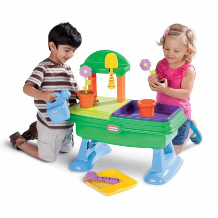 The Little Tikes Garden Table Play Set Now $18.99 (Was $39.99)