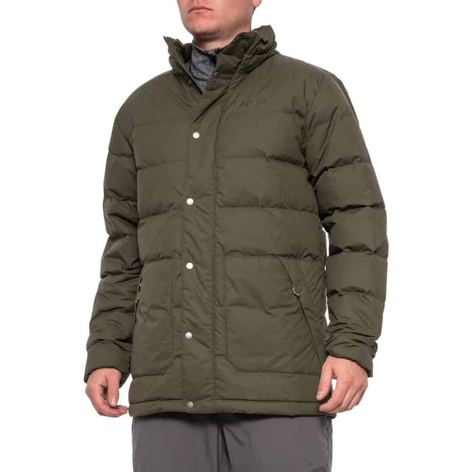Marmot Warm II Down Men Jackets Now .99 Shipped (Was 5)