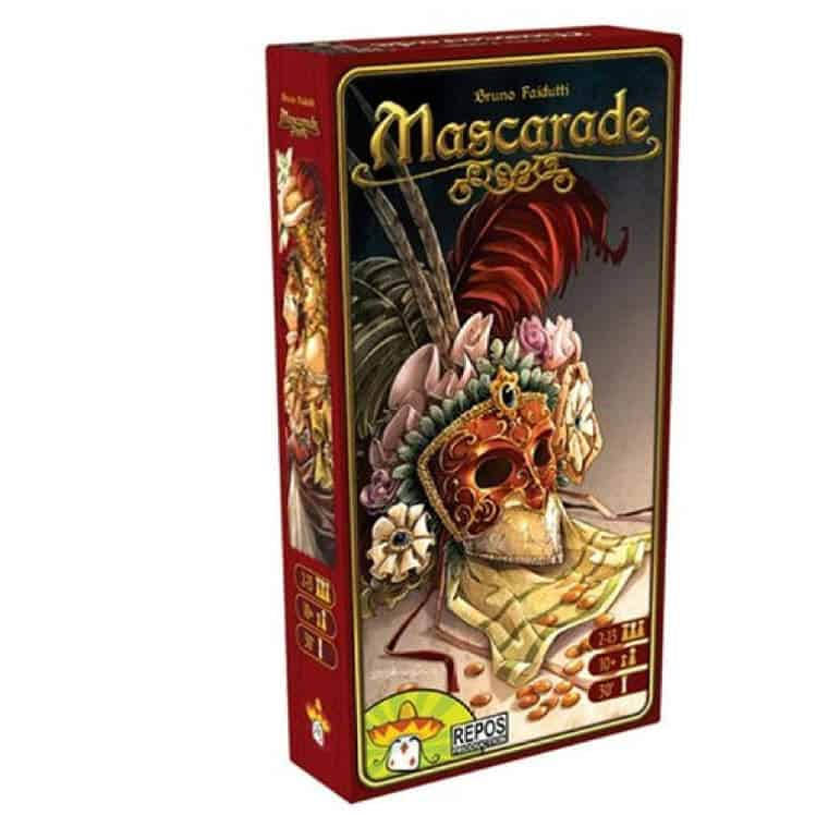 Mascarade Game Now .86 (Was .99)