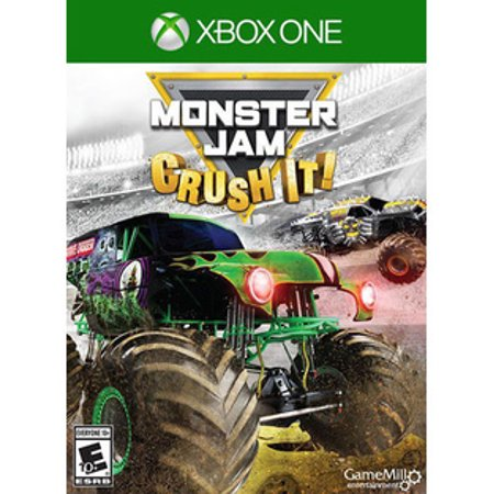Monster Jam Steel Titans - Xbox One Standard Edition Now $14.99 (Was $39.99)