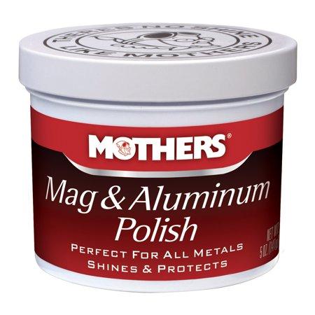 Mothers Mag & Aluminum Metal Polish, 5 oz