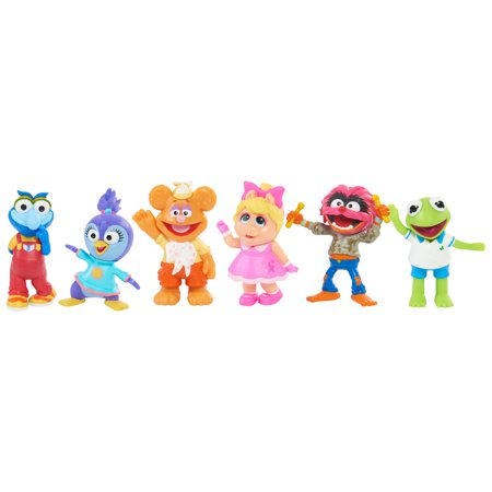 Muppets Babies Playroom Figure Set Now $8.29 (Was $14.99)