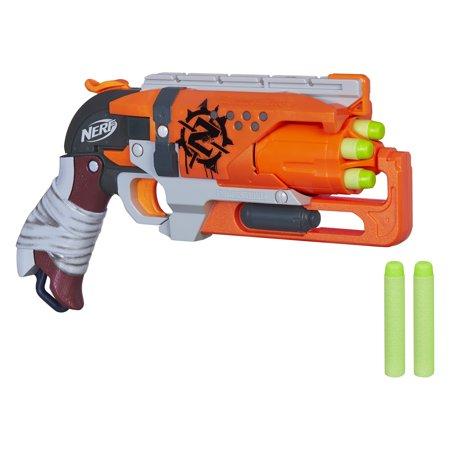 Nerf Zombie Strike FlipFury Blaster Now $9.97 (Was $19.99)