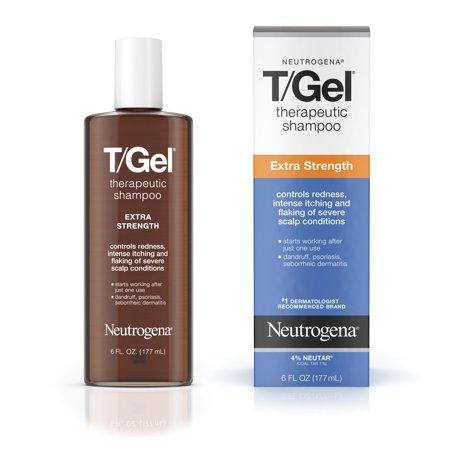 Neutrogena T/Gel Therapeutic Stubborn Itch Shampoo Now $3.03 (Was $6.99)