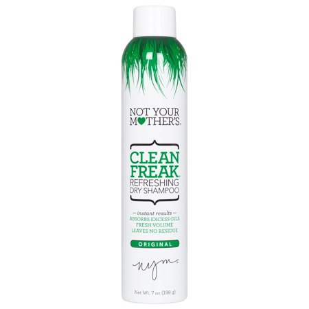 Not Your Mothers Clean Freak Refreshing Dry Shampoo Spray 7 Oz